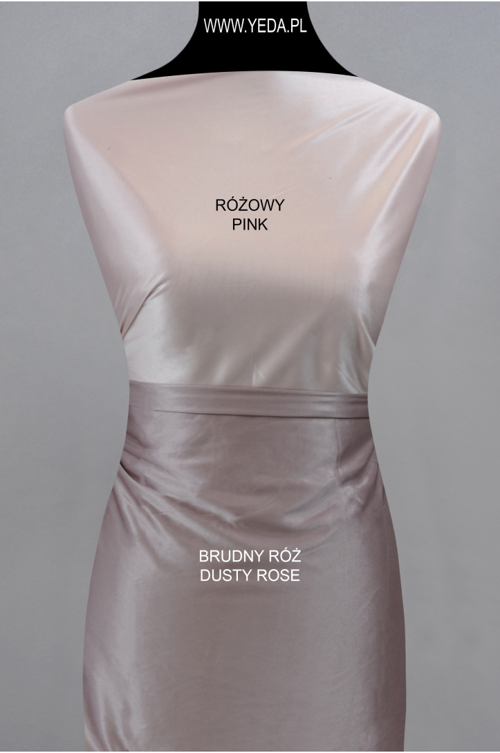 LIGHTWEIGHT AND SOFT STRETCH SATIN S354