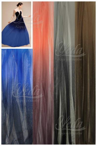 OMBRE SOFT TULLE