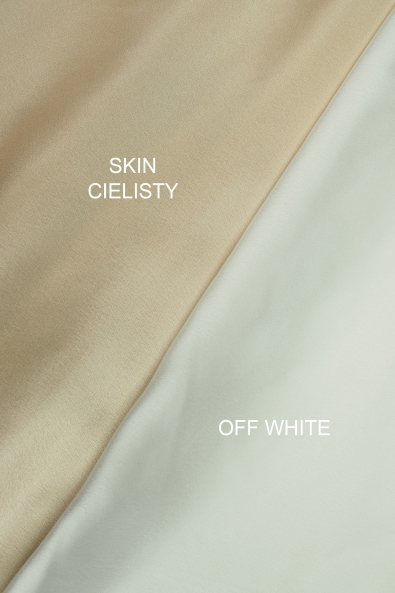 Exclusive stretch polyester satin CYGTY39