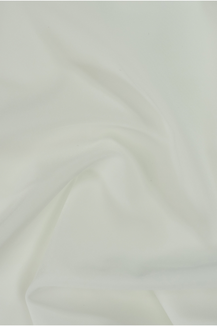 Exclusive stretch woven fabric CYGNE018