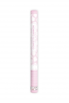 TUBE WITH ROSE PETALS WHITE
