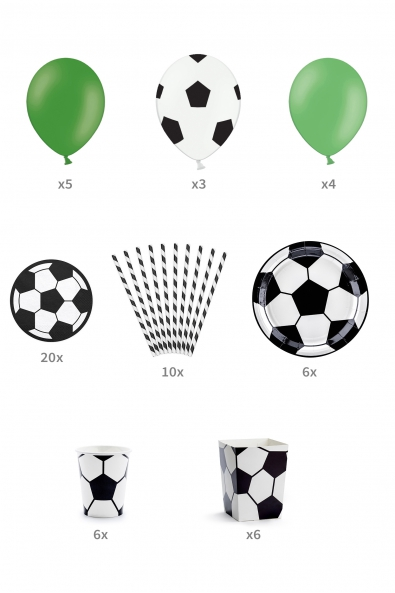 DECORATION SET BALL